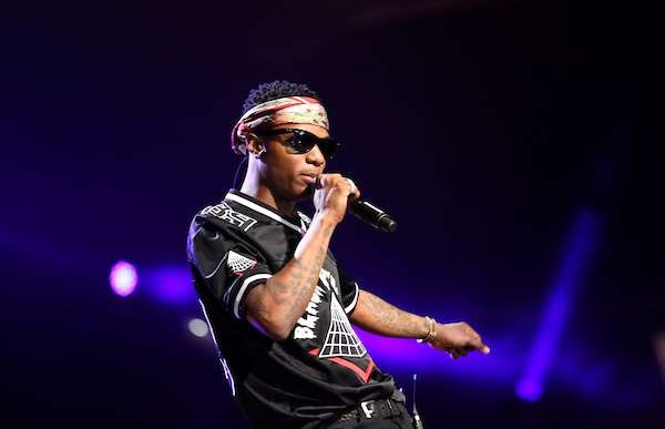 Wizkid snags 7nominations off BBMAs
