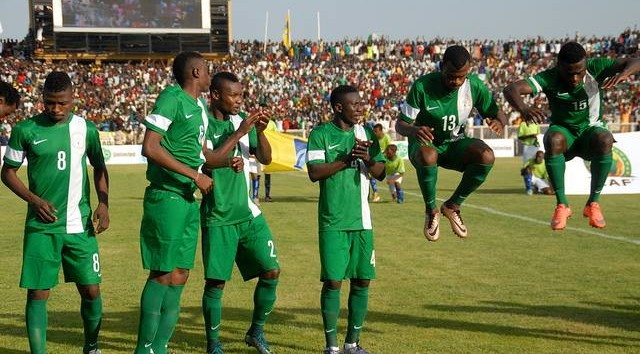 Nigeria makes progress in latest Fifa rankings