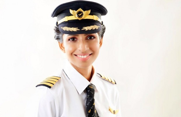 Meet youngest woman to captain a Boeing 777
