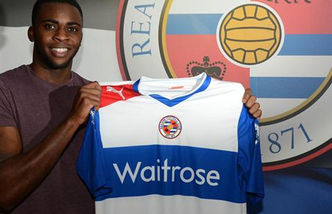 Nigerian Midfielder Hope Akpan Signs For Reading