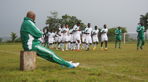 Afcon 2013: Eagles Will Lack Nothing - Minister of Sports