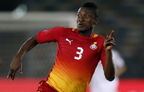 Afcon 2013: I Will Not Take Penalty Again - Asamoah Gyan
