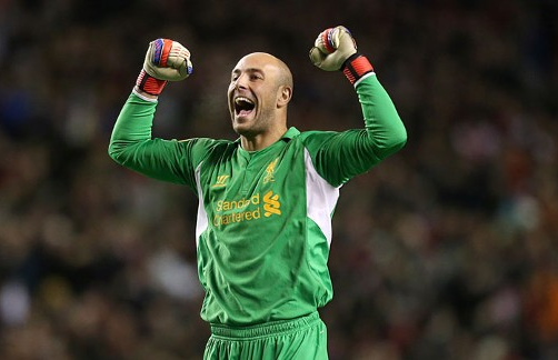 Reina Keen On Barca Move - Father