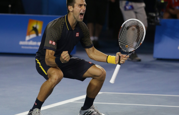 Australian Open 2013: Novak Djokovic Beats Andy Murray To Win Hat-Trick Of Titles In Melbourne