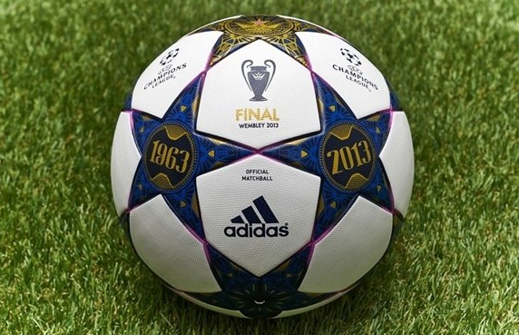 UEFA Unveil 2013 Champions League Final Match Ball