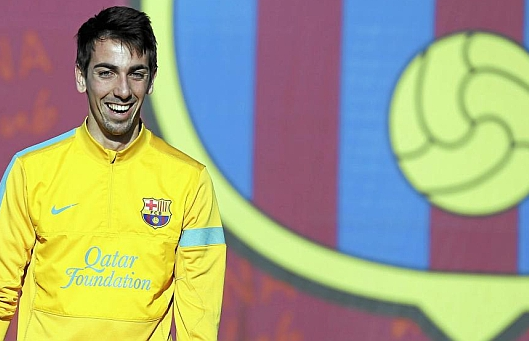 Barcelona Youngster Isaac Cuenca Signs For Ajax