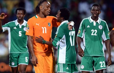 Afcon 2013: Drogba Look Forward To World Cup Qualification
