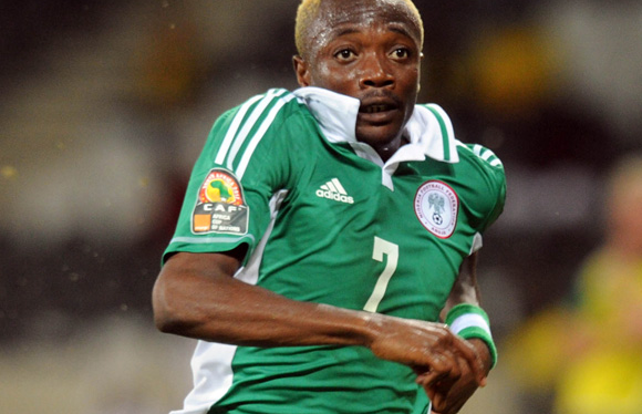 Ahmed Musa Dedicate Goal To His Unborn Son