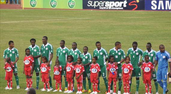 FG To Induct Super Eagles Into Hall Of Fame