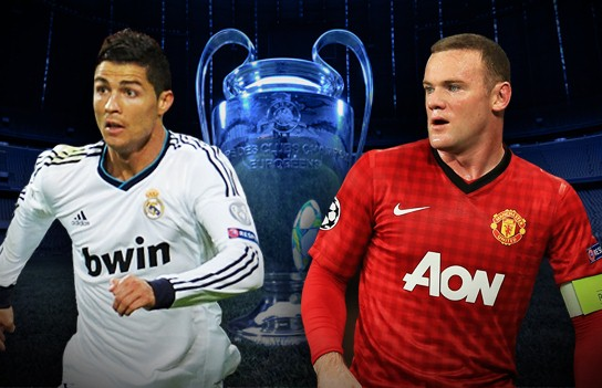Statistics Favour Real Madrid Over United In Bernabéu Clash