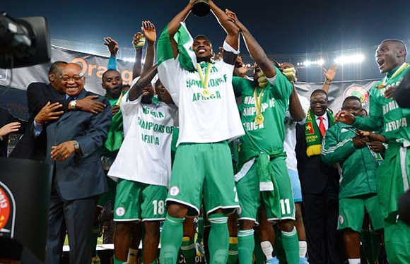 Nigeria Leap Up Fifa Rankings
