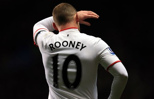 Manchester United Considers Selling Wayne Rooney