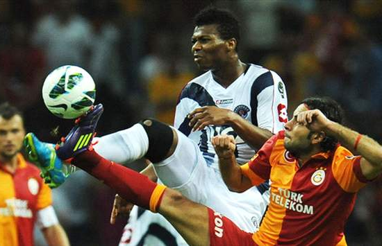 Kalu Uche Fires In 16th Goal In Turkish League