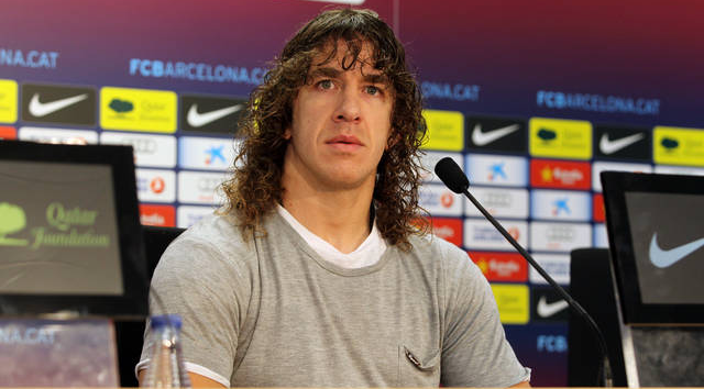 I Want To Play In Munich- Carles Puyol