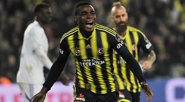 Emenike Back To Action