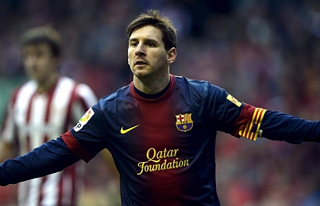 Leo Messi Hungry For New Record