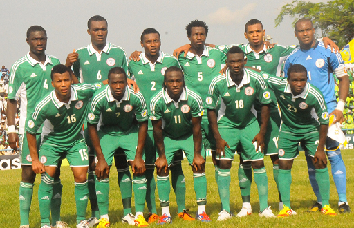 Super Eagles Leaves For USA On Tuesday