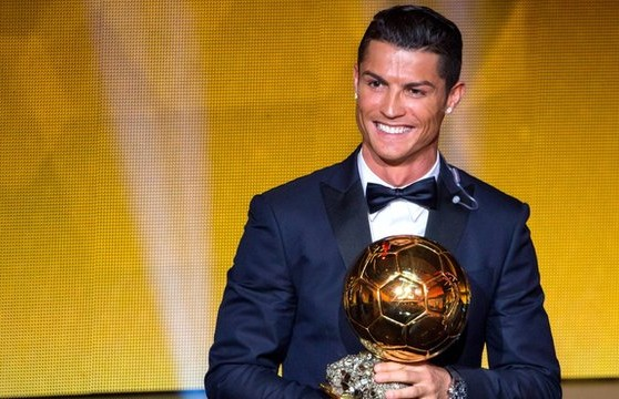 Cristiano Ronaldo Named World's Best Player 2014