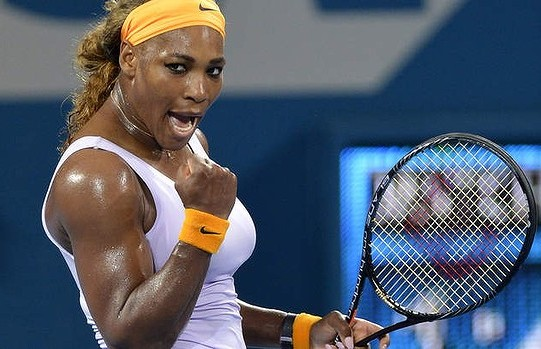 Serena Williams Beats Maria Sharapova To Win Australian Open