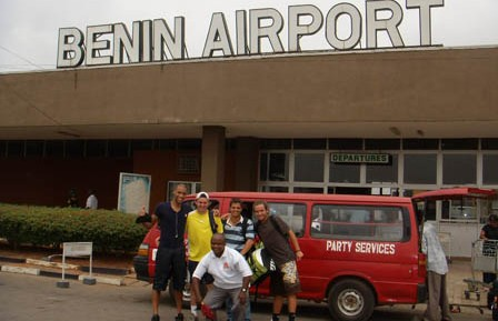 Galaxy Television | Benin Airport To Be Closed Soon For Maintenance