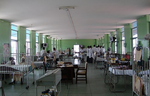NUAHP Chairman Urges FG To Address Crisis in Health Sector