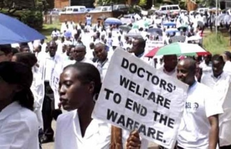 Ekiti: Patients Urge Resident Doctors To Call off Strike