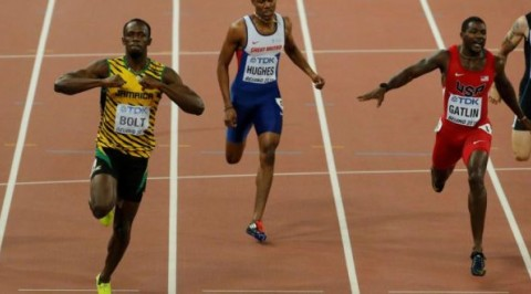 Usain Bolt Wins Fourth Straight 200m Title