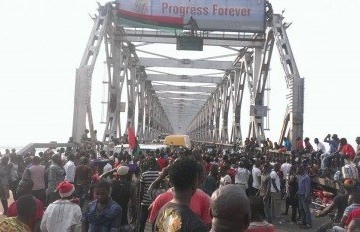 9 killed As Pro-Biafra Protest Turns Bloody