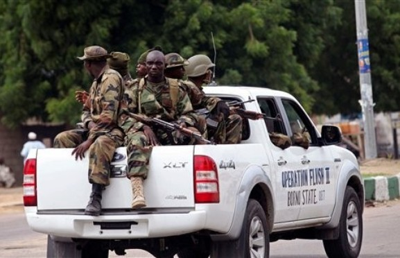 KIDNAPPED SOLDIER REGAINS FREEDOM IN BAYELSA CREEKS