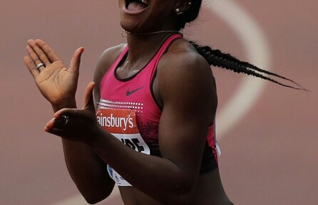 Okagbare fourth in Birmingham, set for Diamond League Brussels final