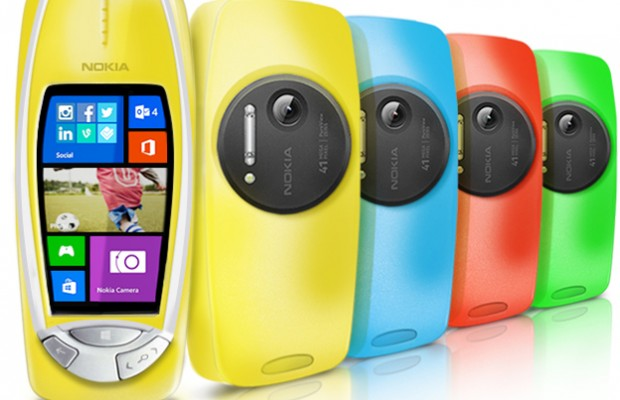 See the newly packaged Nokia 3310