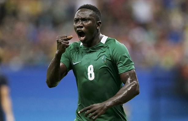 Etebo travels to Madrid to apply for UK Visa