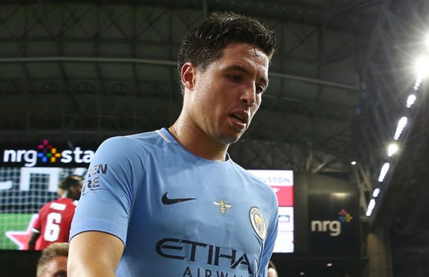 Breaking: Samir Nasri leaves Man City