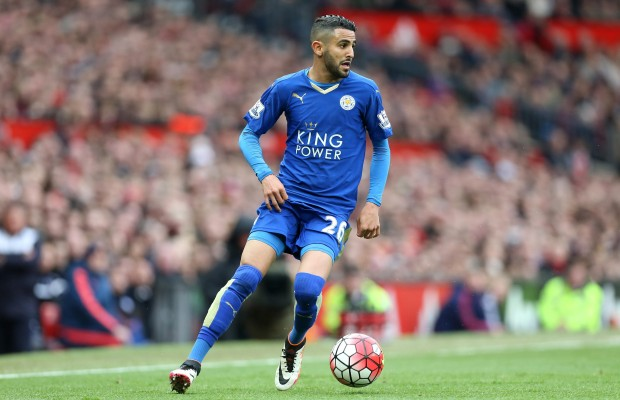 Mahrez says his willing to leave Leicester