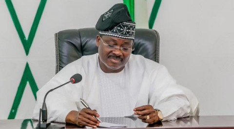 I washed dead bodies abroad for 8years- Gov. Ajimobi