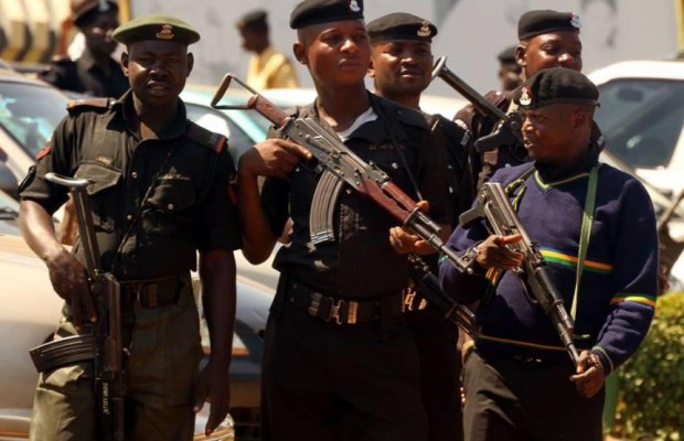 Police allegedly brutalize, disrupt peaceful demonstration