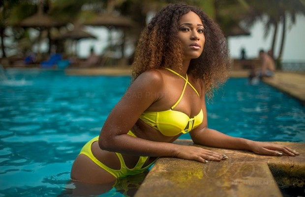 Ghanaian actress post nudes on instagram