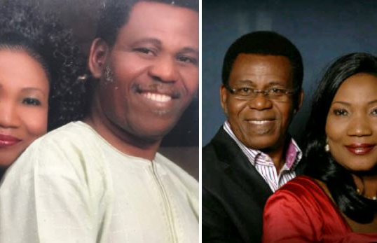 Pastor, Funke and Felix Adejumo clock 33 years in marriage
