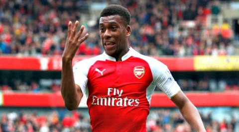Arsene Wenger to fine Iwobi