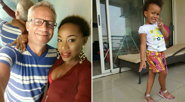 Alizee and daughter murdered by husband