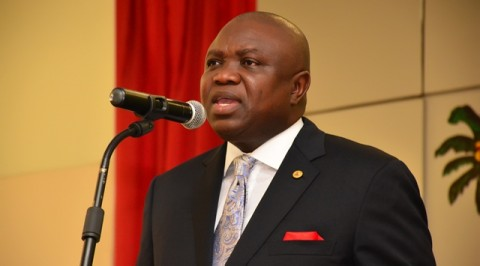 Ambode speaks on council poll