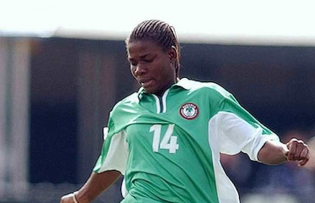 President Buhari mourns super falcons striker