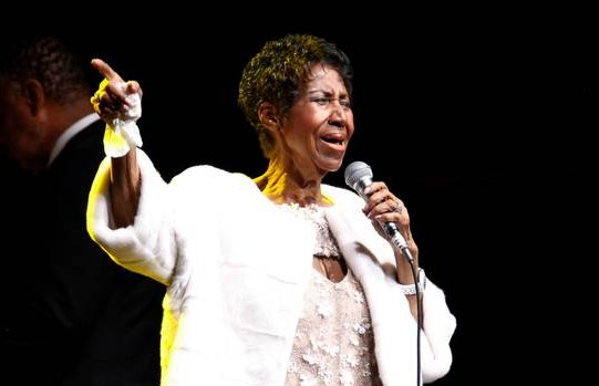 Oueen of Soul Aretha Franklin dies at 76