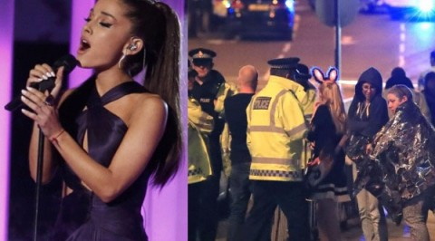 suicide attack kills 22 at Ariana Grande concert