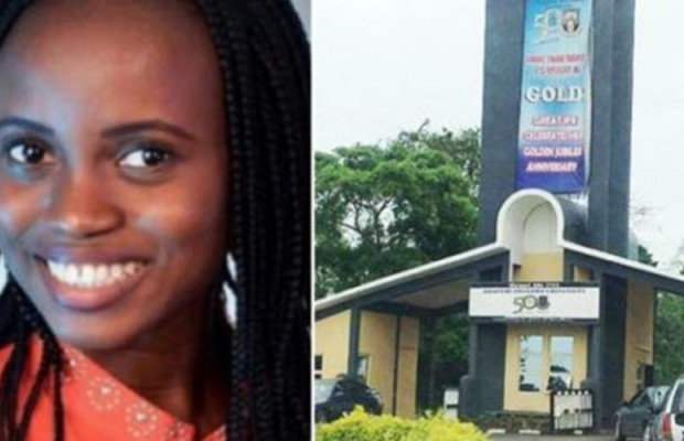 OAU female graduate breaks 28 years record
