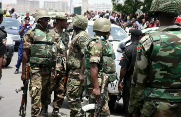 Army intensify civil coorporation in Delta