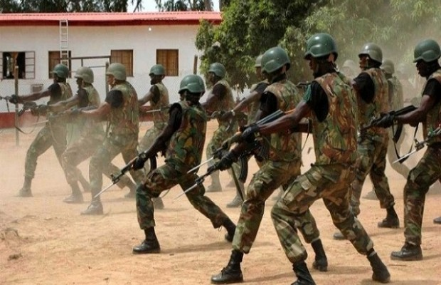 Army trains officers to fight insurgency