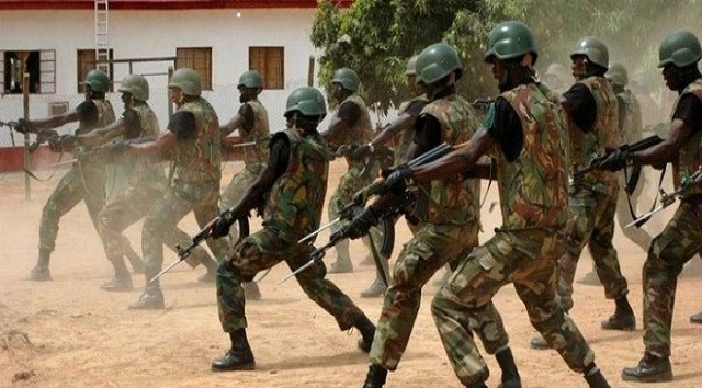 Army commence operation crocodile in Akwa Ibom