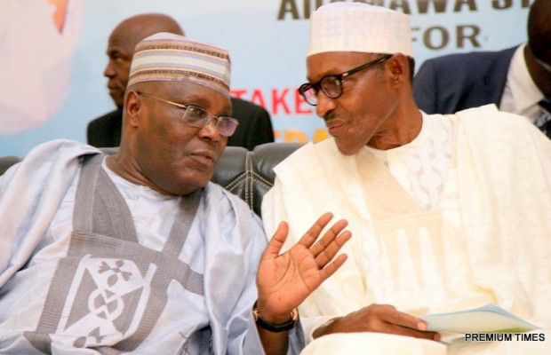 Atiku visits Dickson, solicits support