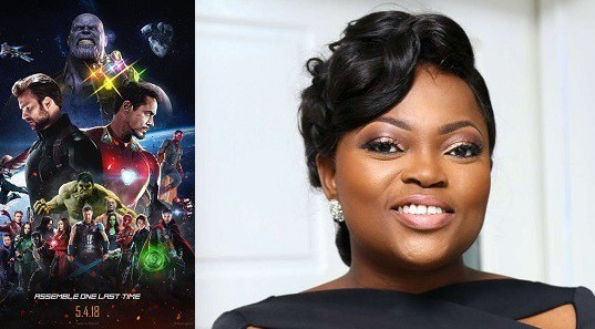 "Funke Akindele to feature in Hollywood movie ""Avengers"